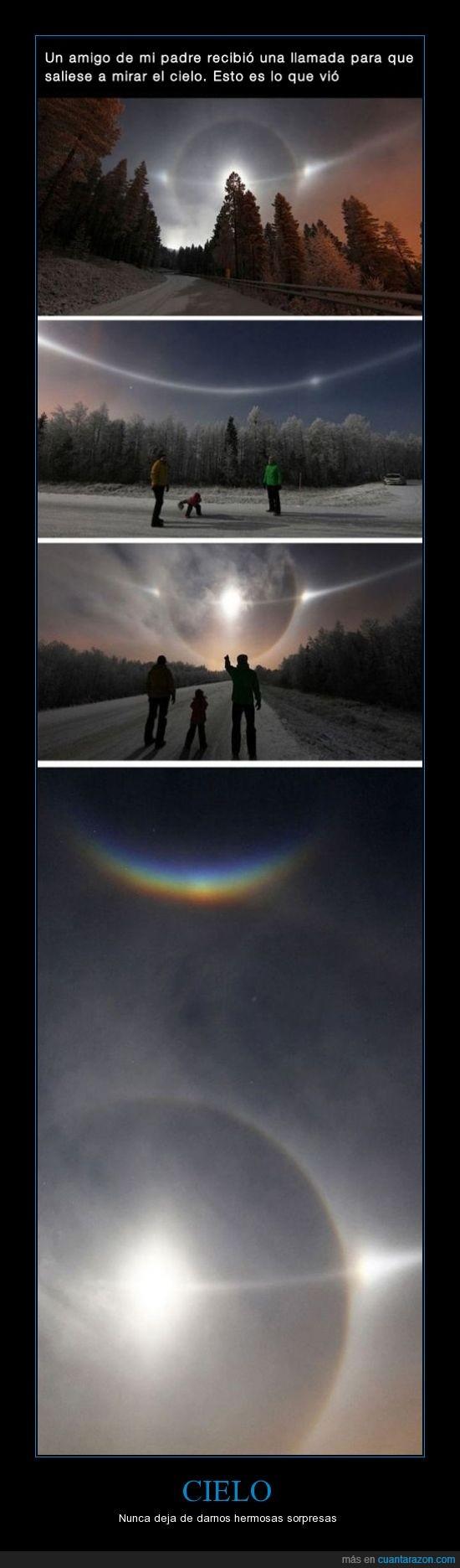 aliens,arco,aro,cielo,forma,luz,nieve,planeta