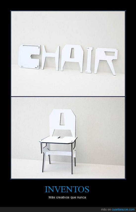 chair,impresionante,nunca,silla