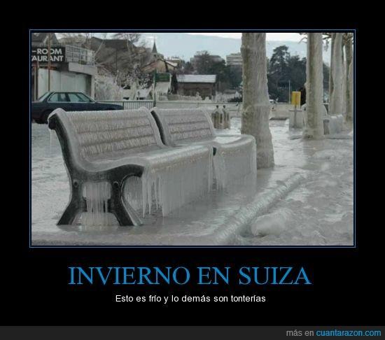 bancos,frio,helado,hielo,invierno,suiza,the winter is coming