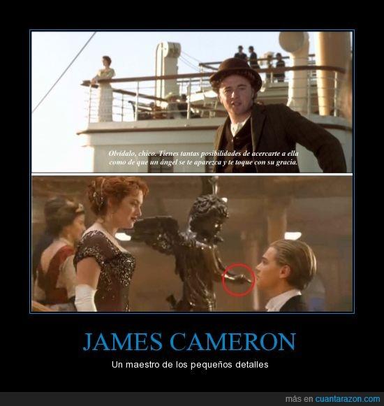 cine,curiosidades,jack,james cameron,kate winslet,leonardo dicaprio,rose,titanic