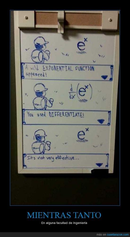 da igual,ex,función,integración o diferenciación,pokemon