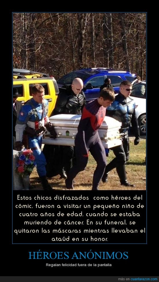 ataud,cumplir deseo,entierro,heroes,niño,pequeño