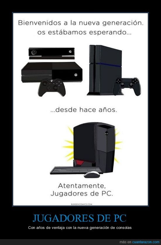 consolas,pc,play station,ps4,videojuegos,xbox one