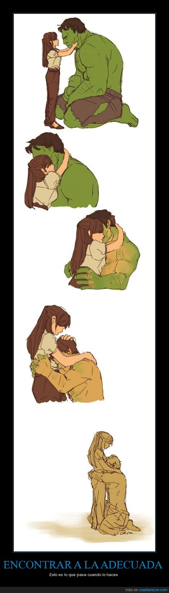 calmar,demonio,destrozar,destruir,hulk,mujer,parar