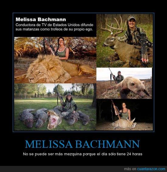 animales,asesina,matar,melissa bachmann