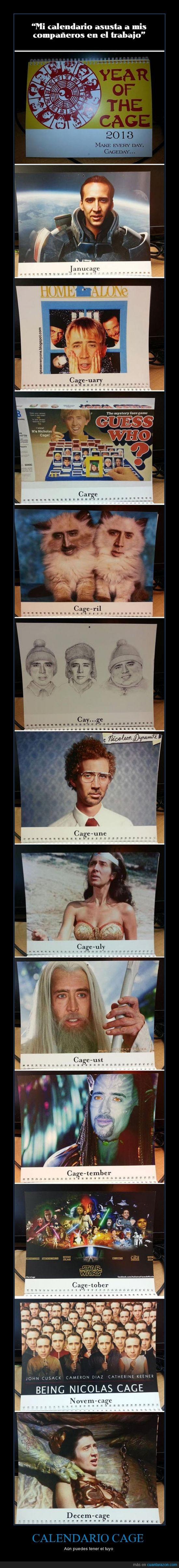 año,calendario,chops,fotomontajes,me lo pido,nicolas cage