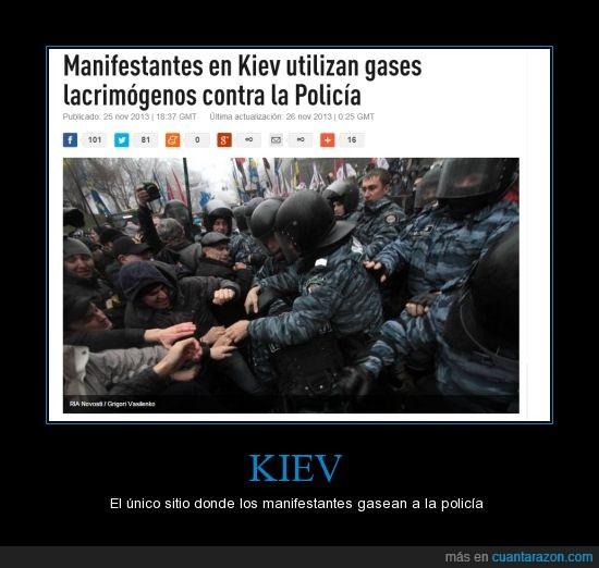 gas,policía,porras,ucrania soviética