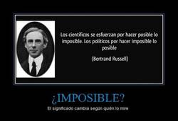 Enlace a ¿IMPOSIBLE?