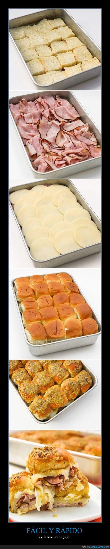 bocadillo,comida,horno,pan,queso,sandwichón