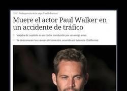Enlace a DEP PAUL WALKER