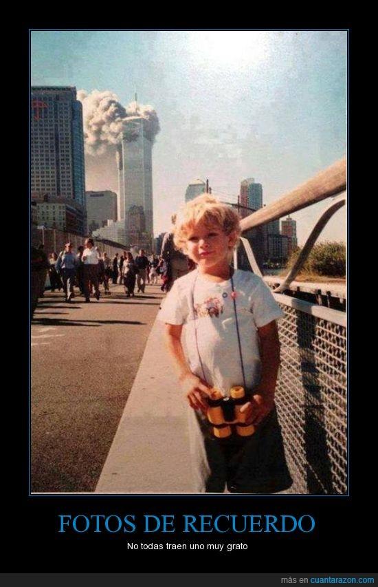 11s,atentado,fotos,niño,recuerdo,rubio,torres gemelas