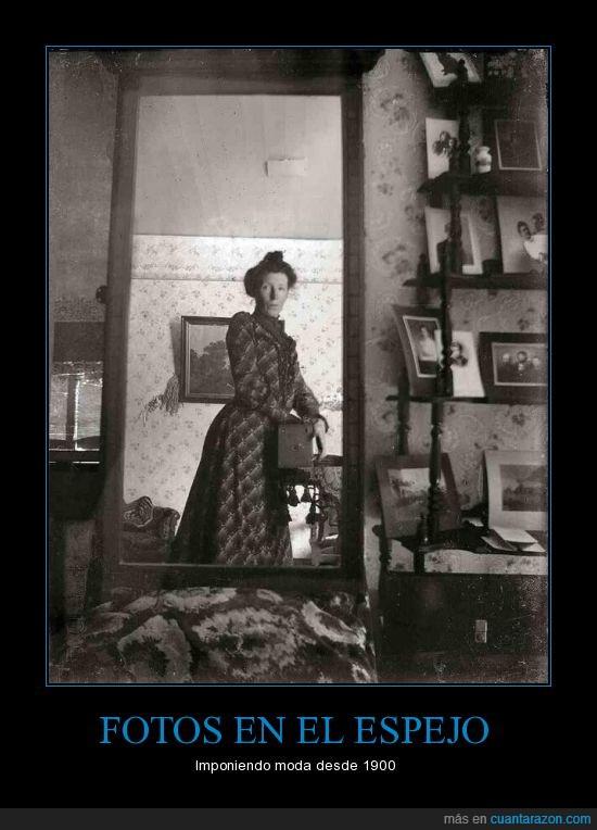 1900,autofoto,espejo,foto,foto tuenti,selfie,vestido