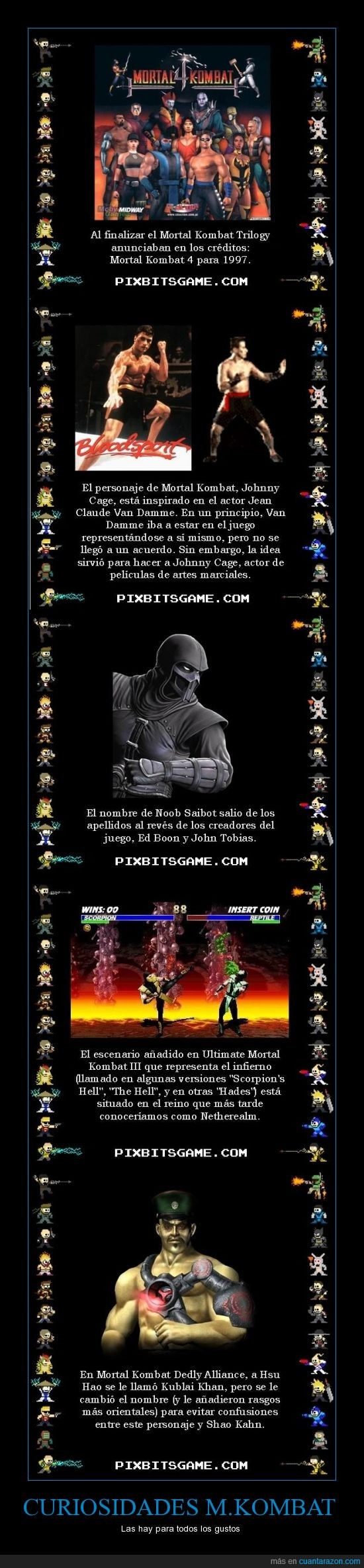 actor,curiosidades,Jean Claude van Damme,MK nombres,Mortal Kombat,videojuegos