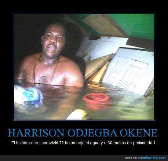 atrapado,barco,cocinero,marinero,nigeriano,salvar,sobrevivir