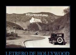 Enlace a LETRERO DE HOLLYWOOD