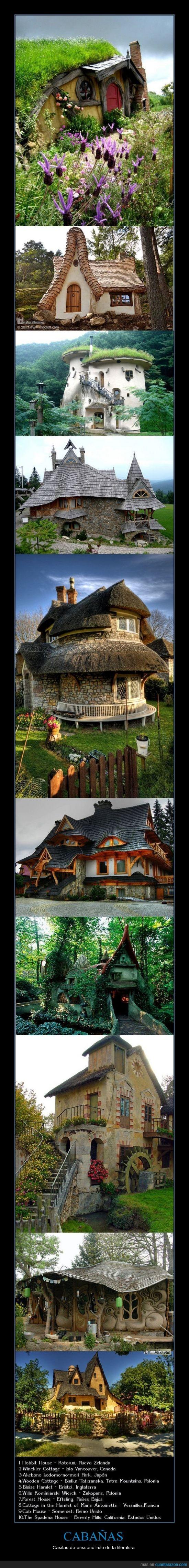 cabañas,casa,cuento,hobbit,literatura