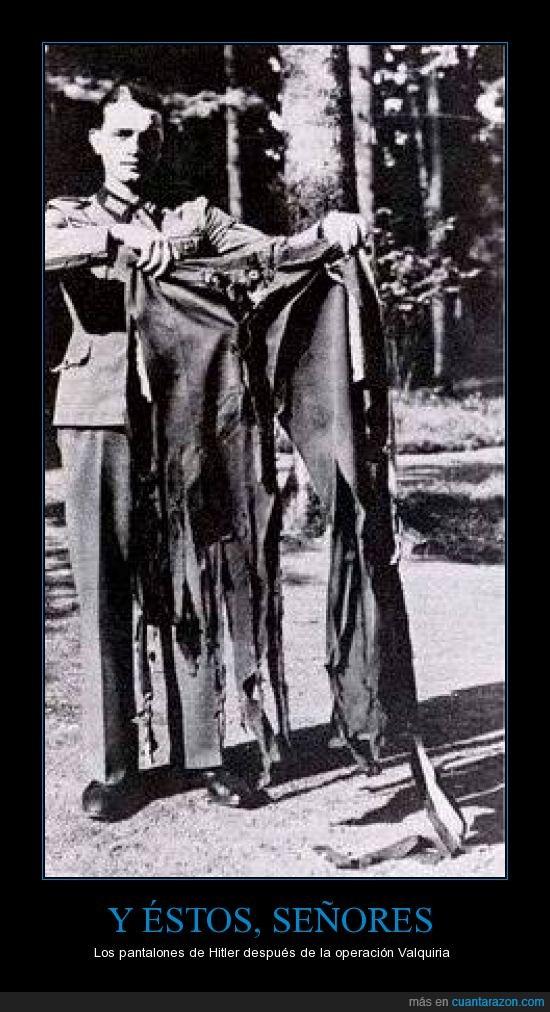 Alemania,golpe de estado,Hitler,intento fallido,Operación valquiria,se hubieran salvado muchas vidas,segunda guerra mundial