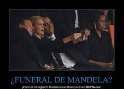 Enlace a ¿FUNERAL DE MANDELA?