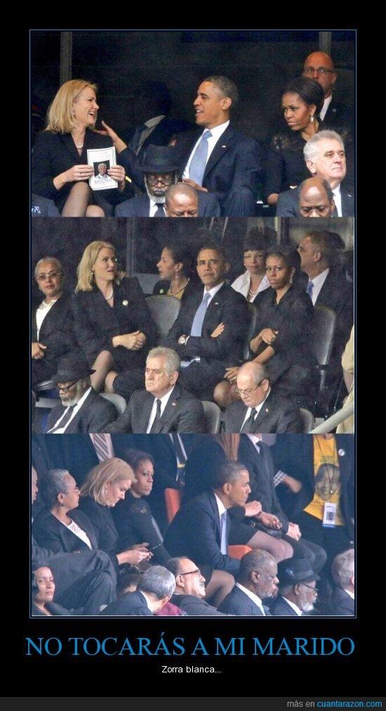 celos,dinamarca,esposa,medio,michelle,obama,sentar