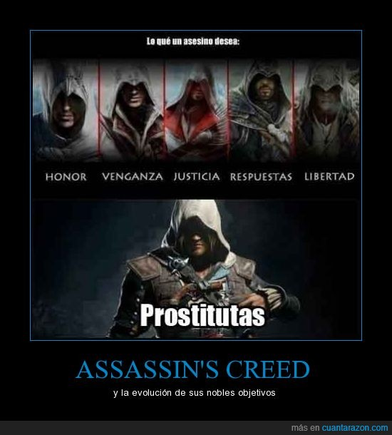 Asesinos,Assassin's Creed,credo,juego