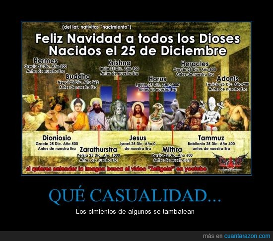 25 de diciembre,bacio,dia,diciembre,dios,egipto,hercules,historia real,horus,jesucristo,jesus,navidad