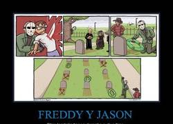 Enlace a FREDDY Y JASON