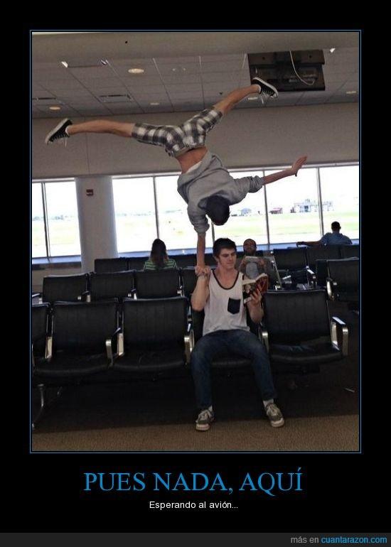 acrobacia,avion,esperar,extraño,increible,nueva forma