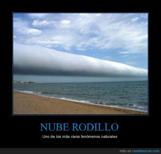 mar,naturaleza,nube,rodillo,tubo