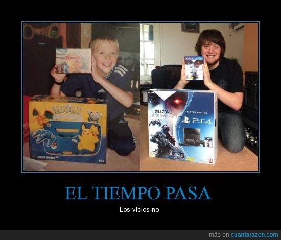 alegria,foto,killzone,nintendo 64,playstation,pokemon,ps4