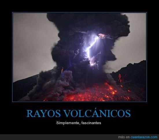 maravilloso,rayos,rayos volcánicos,volcanes,volcánico