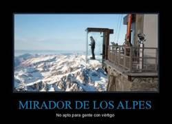 Enlace a MIRADOR DE LOS ALPES