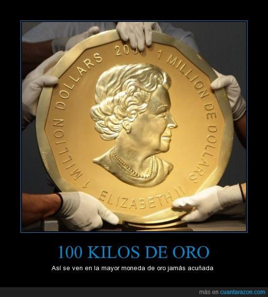 Canadá,dinero,moneda,numismática,Oro