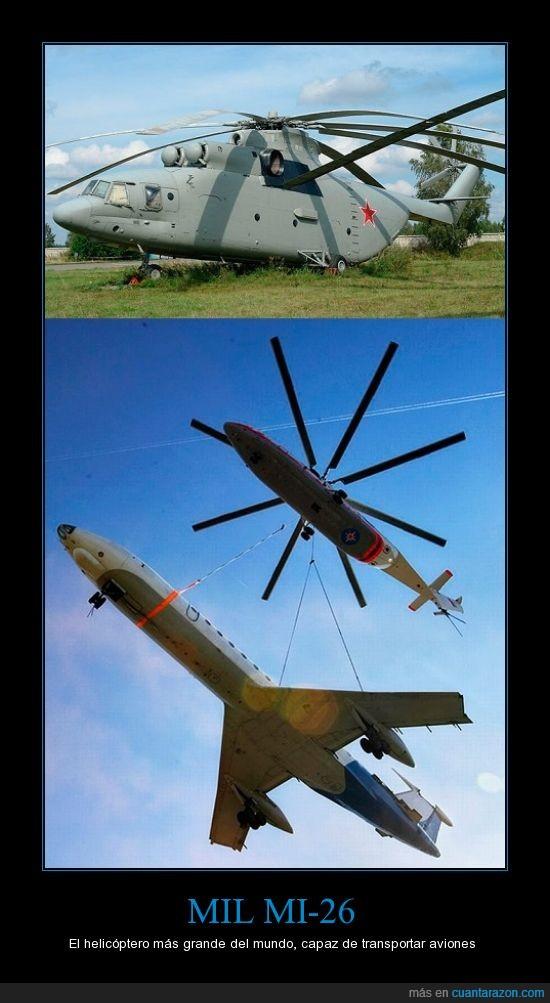 grande,Helicóptero,transportar aviones