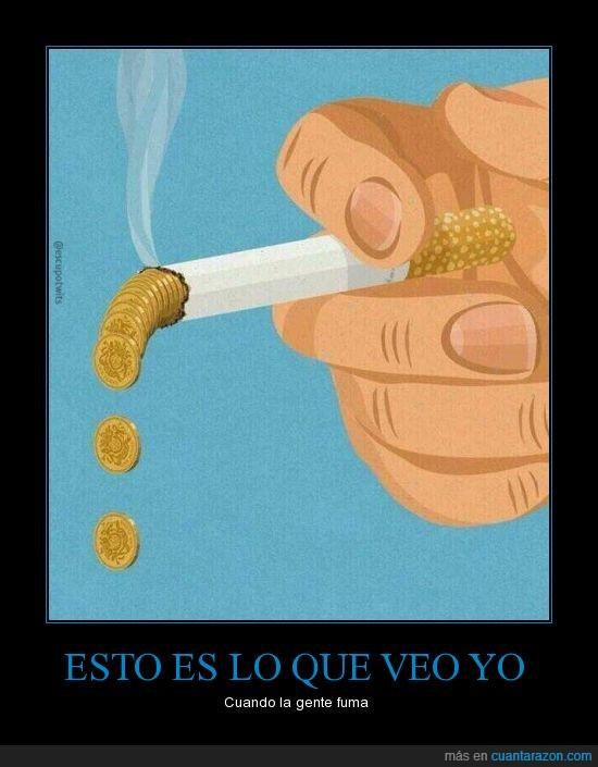 cigarrillo,desperdicio,dinero,humo,mano,nicotina,uñas limpias