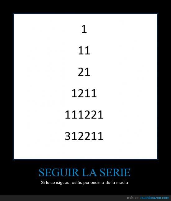es más fácil de lo que parece,logica,números,orden,romperse la cabeza,serie
