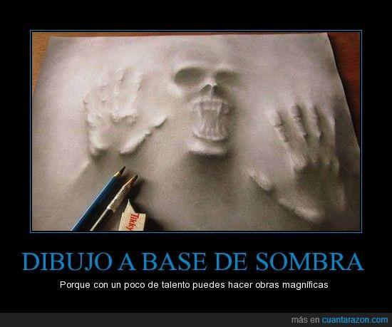 arte,calavera,esqueleto,papel,un poco mucho talento