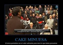 Enlace a CAKE MINUESA