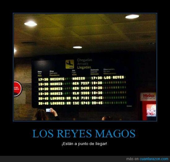 aeropuerto,aterrizar,regalichiiiiis,reyes magos