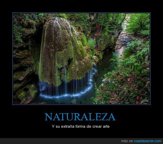 arte,cascada,color,naturaleza