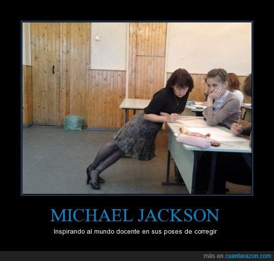 clase,criminal,estudiante,jackson,michael,profesor,smooth