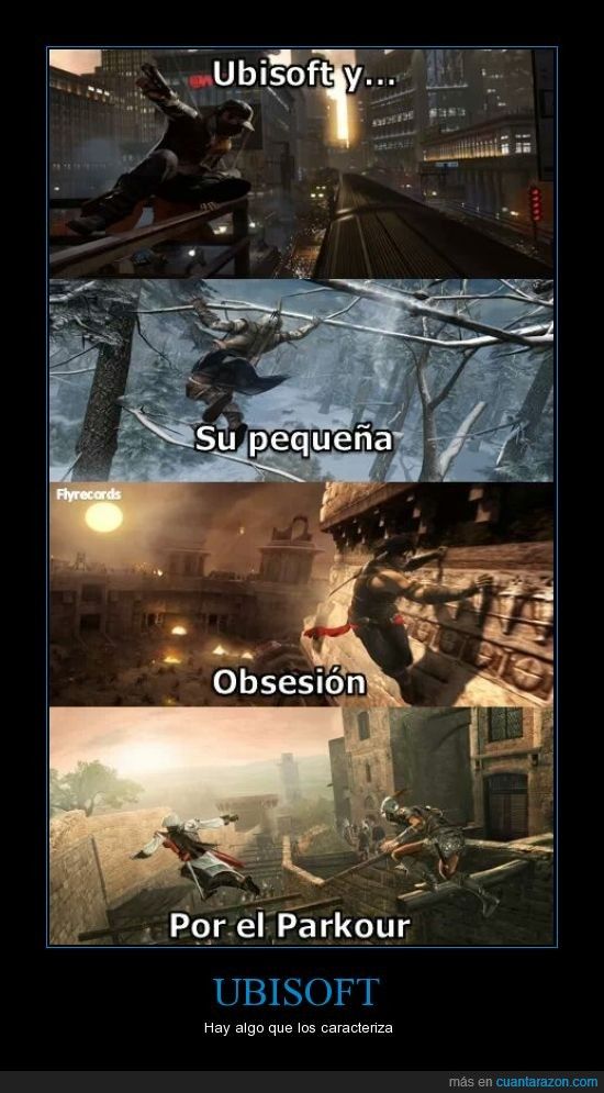 assassins Creed,parkour,prince of Persia,Ubisoft,watch dogs