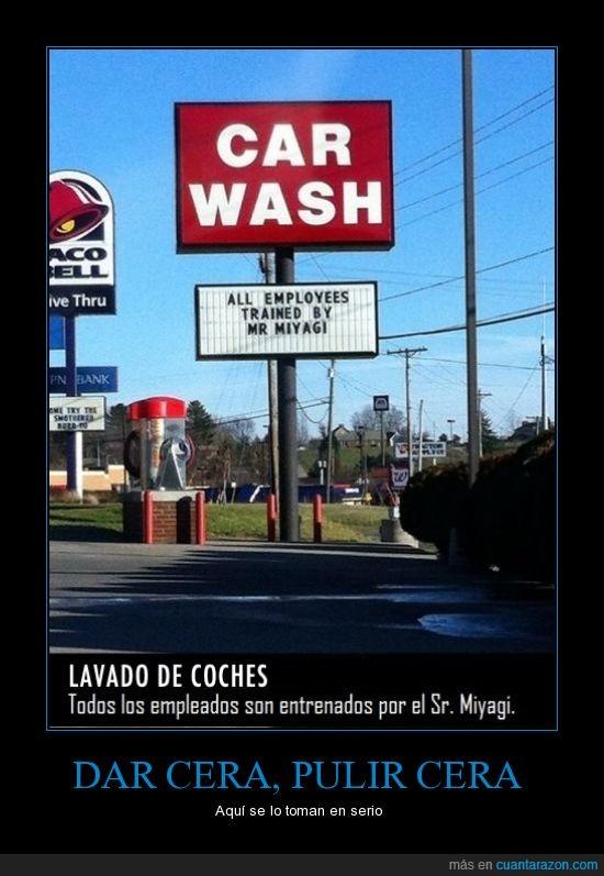 coche,empleado,lavado,miyagi