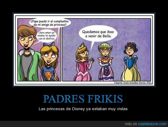 Ben 10 es un buen padre,BlancaNieves,cumpleaños,envidiosas,Princesa,Zelda