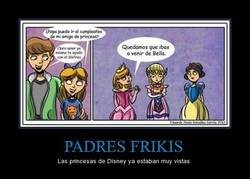 Enlace a PADRES FRIKIS