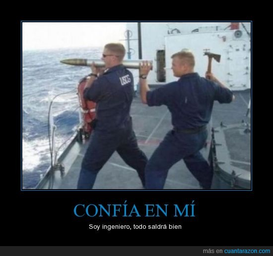 barco,bomba,confianza,explotar,ingeniero,misil