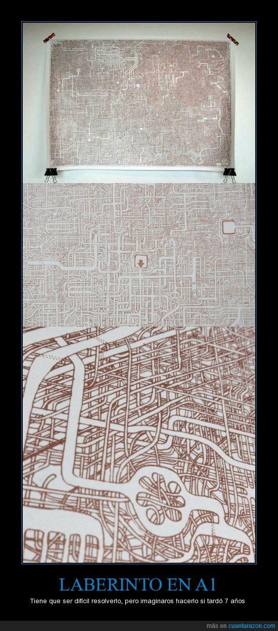 conserje chino,en españa nos da pereza hacer los de tres calles,Laberinto