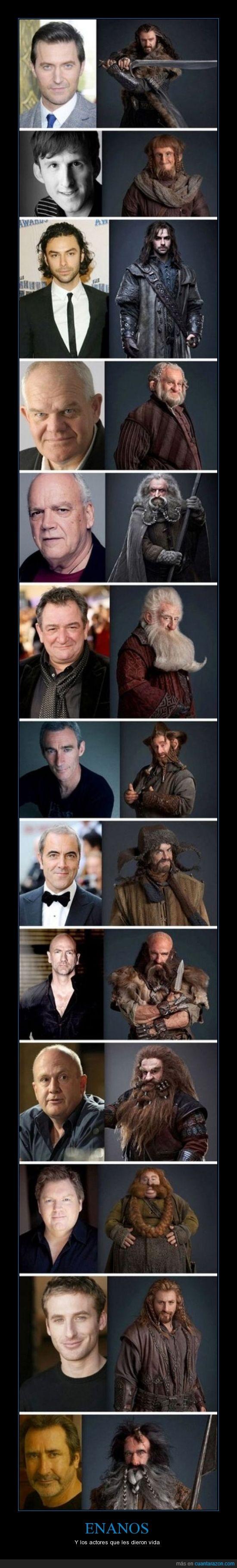 actor,cambia la cosa,el hobbit,enanos,peter jackson,real