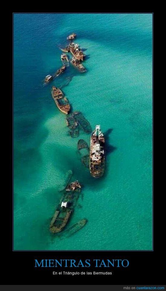 barco,bermudas,curioso,hundir,maldito,naufragio,triangulo