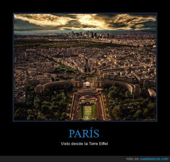 altura,campos eliseos,Francia,paisaje,París