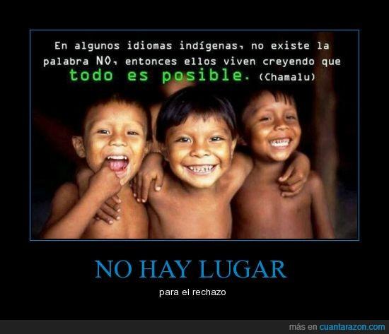 futuro,idioma,indígena,no,posible,rechazo,todo